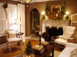 Fireplace-with-Christmas-Unique-Decorating-Ideas-picture2